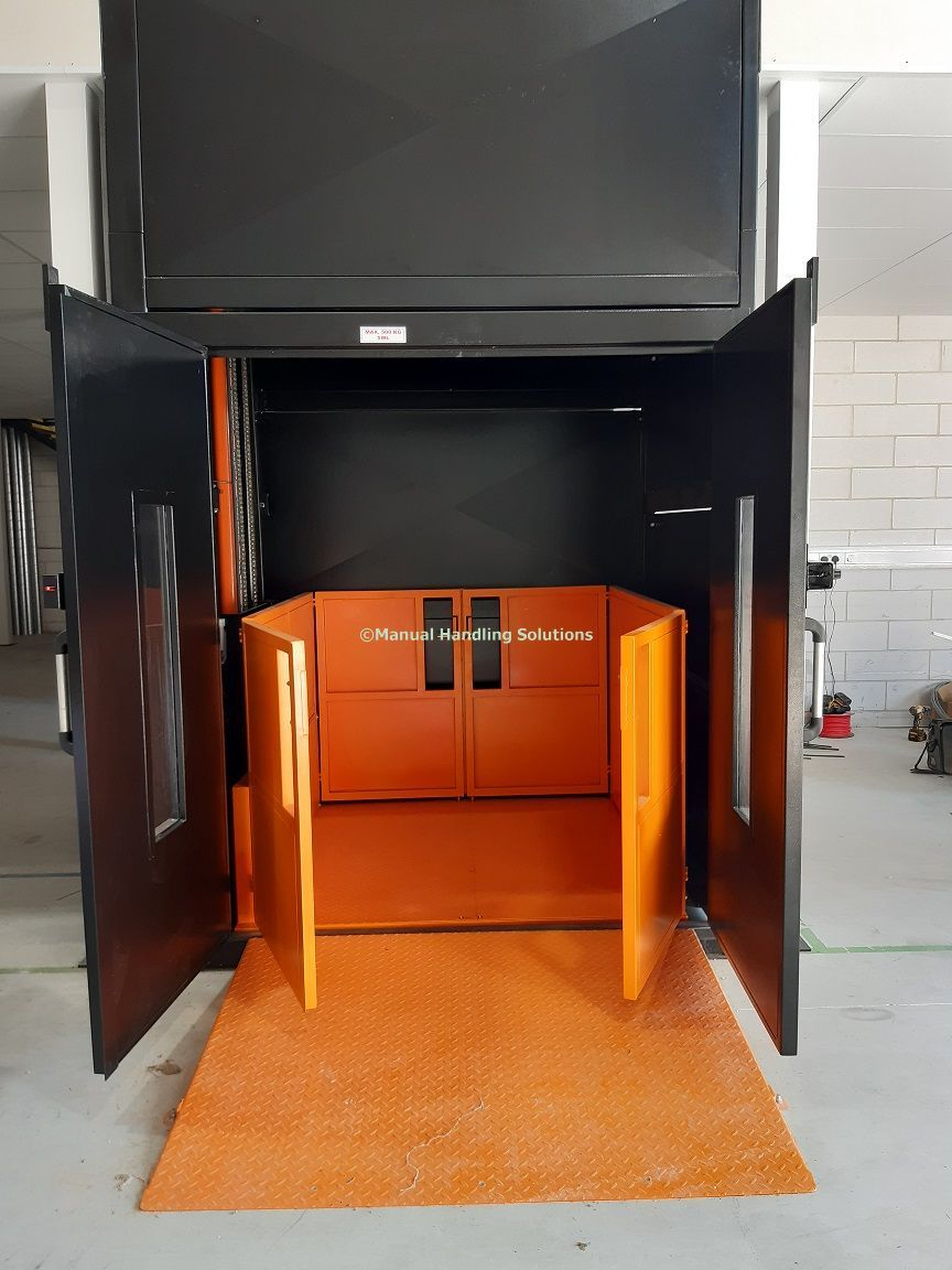 Warehouses often require flexible and costeffective