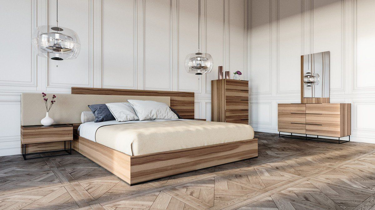 Best Tatman Platform 5 Piece Bedroom Set Bedroom Sets 5 400 x 300