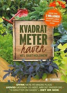 SPISELIG HAVE PÅ EN KVADRATMETER - Square Foot Gardening