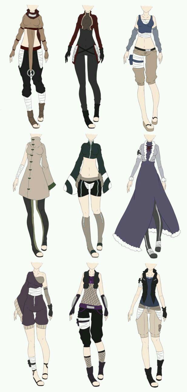 Vêtements Manga, Dessin Manga, Personnage Manga, Dessin Vetement, Dessin De  Robe, Idée Dessin, Illustrations De Personnages, Tenue Femme, Tenue Stylée