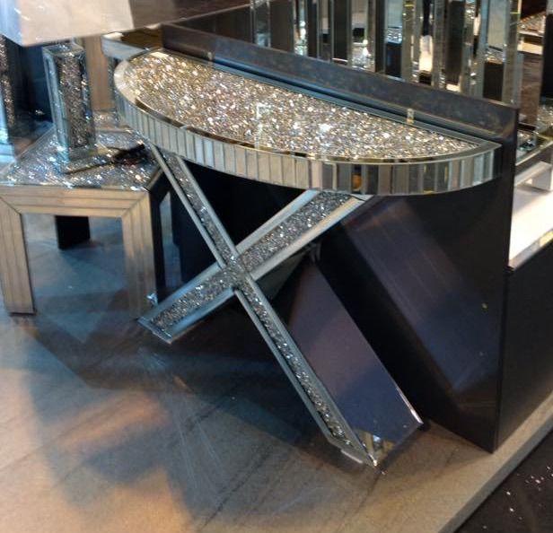 Large Frameless Mirror Cheap