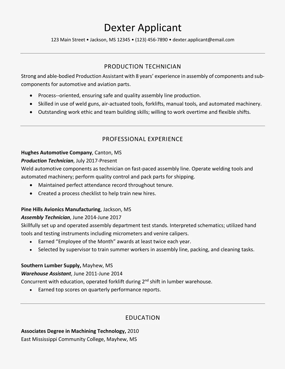Tips on Creating a Professional Resume (Görüntüler ile)