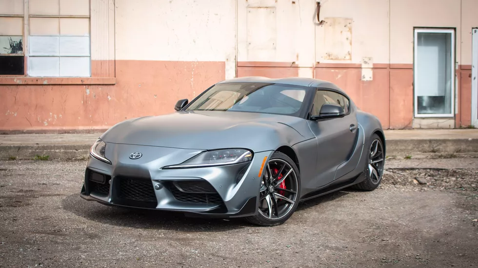 2021 toyota supra 30 more powerful and willing in 2020