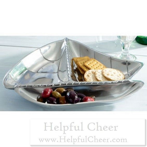 3-Section Aluminum Sail Boat Tray Shop Black Friday Doorbusters Now Thousands of Deals Thousands in S