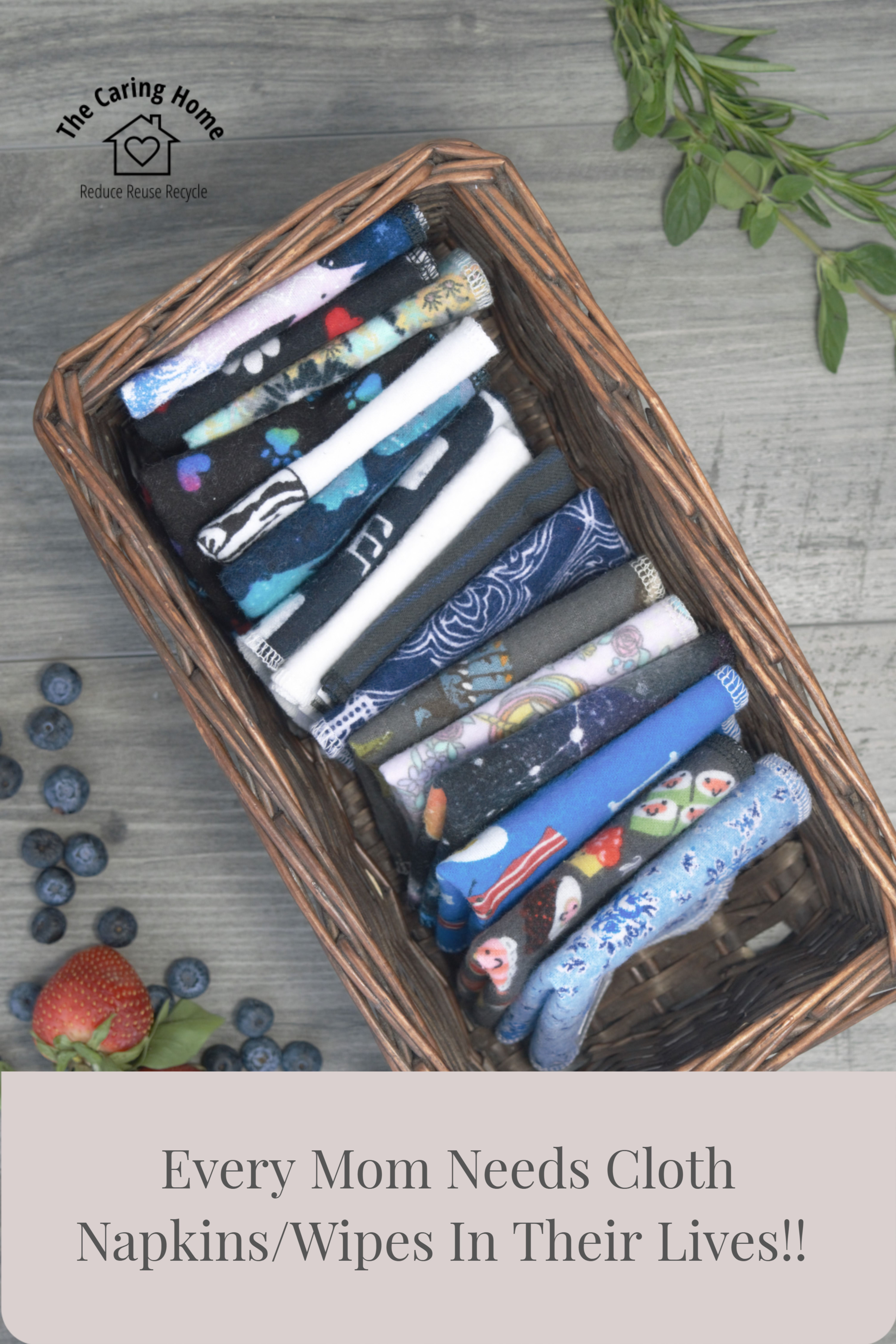 Cloth Napkins  Cloth Wipes  Fox  Lunchbox  Kids Napkin  Reusable Napkin