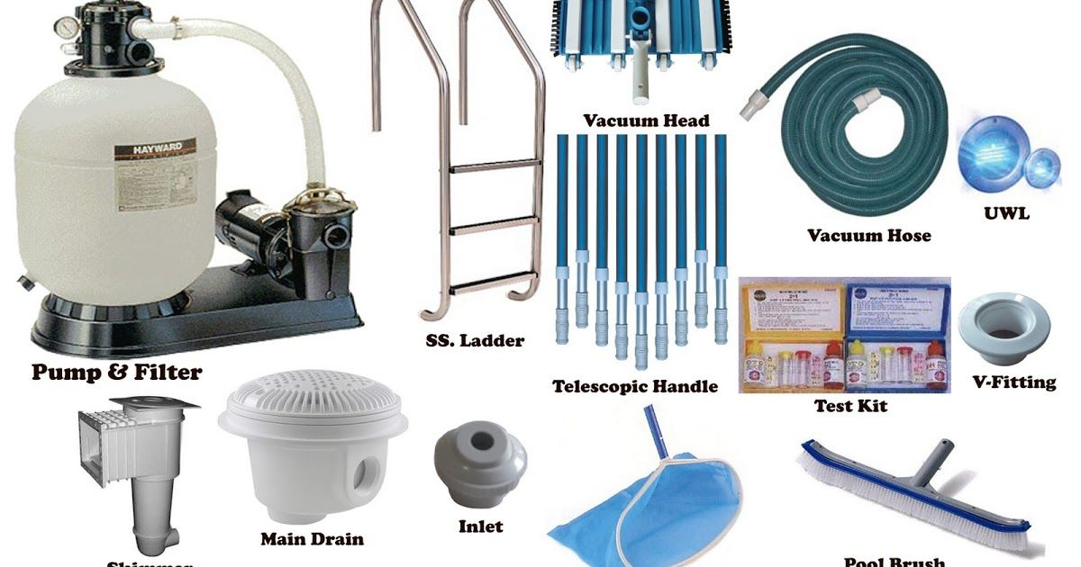 How having an adequate pool supplies ensures smooth