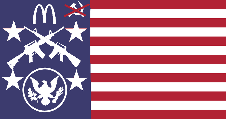 a5c6435de7a 3rd Redesign of an Alternate USA Flag   vexillology