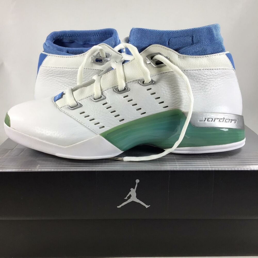 Rare PCN SAMPLE Nike Air Jordan 17 XVII