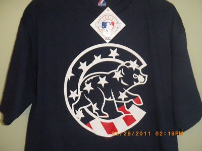 Chicago Cubs T Shirt Sizes Large and XLarge | eBay