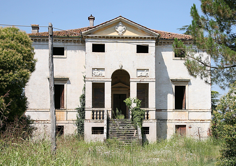 Immagine inserita Andrea palladio, Abandoned houses