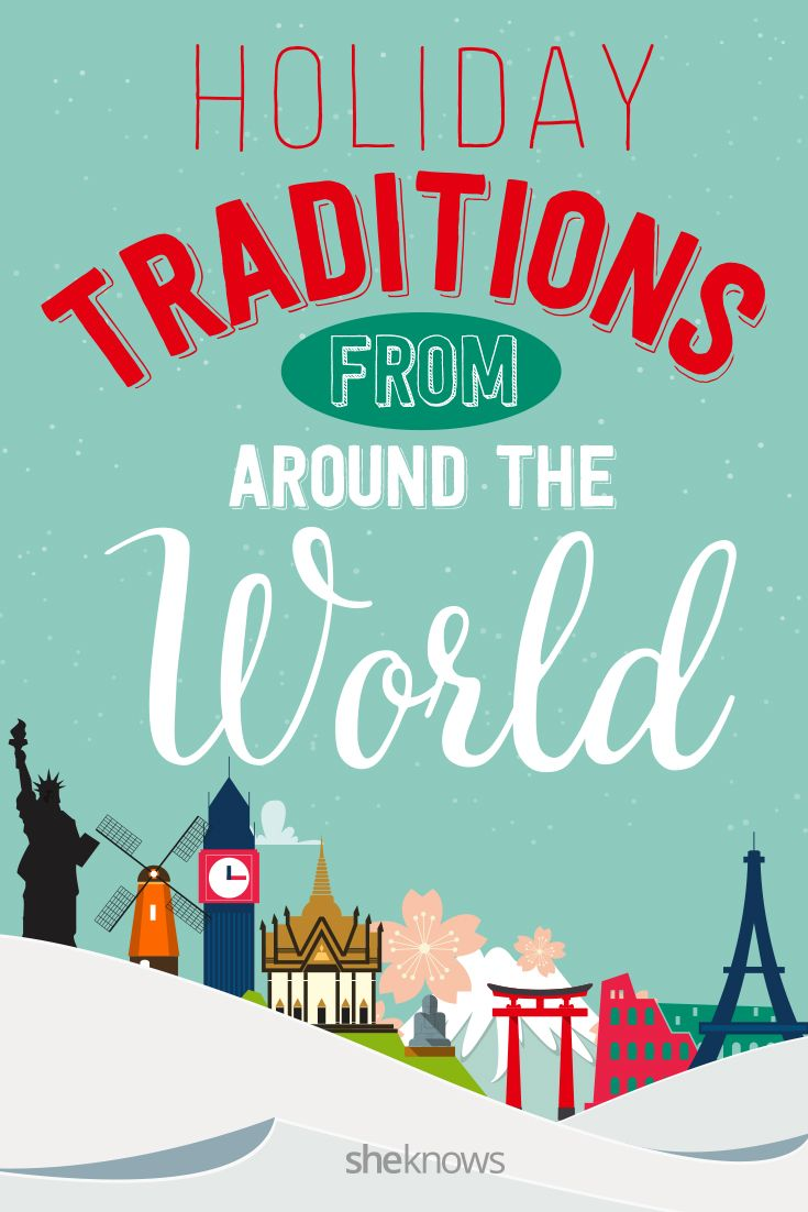Make your kids' holidays bright with new global traditions ...