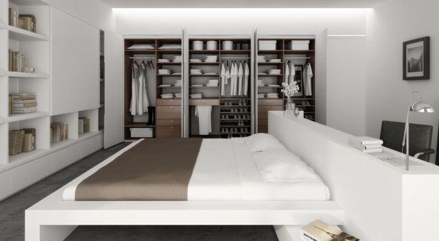 vestidor dormitorio23  Dormitorios  Pinterest ...