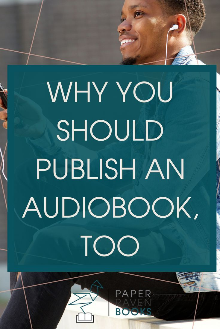 why you should publish an audiobook too  audio books