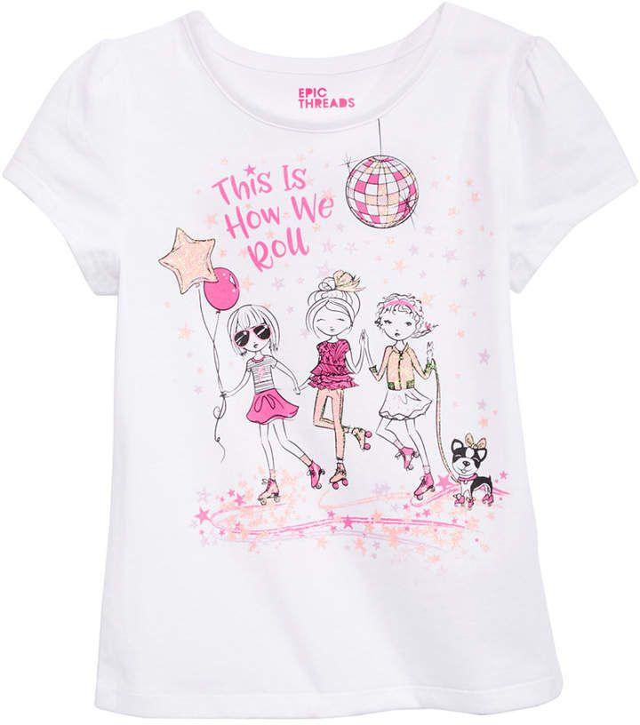 Image by Shutterstock Cute Pink Dress Ballerina Women/'s Tee