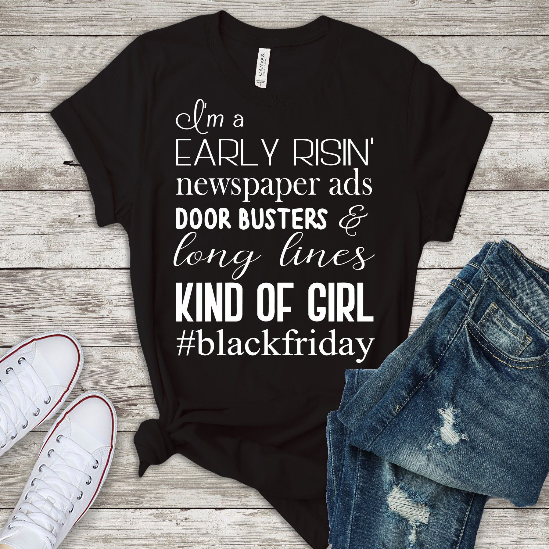 Black friday svg, #blackfriday, thanksgiving shirt, black friday jpeg, black friday kind of girl shirt