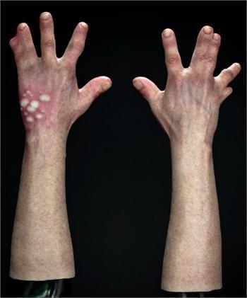 HUGO Silicone Gloves