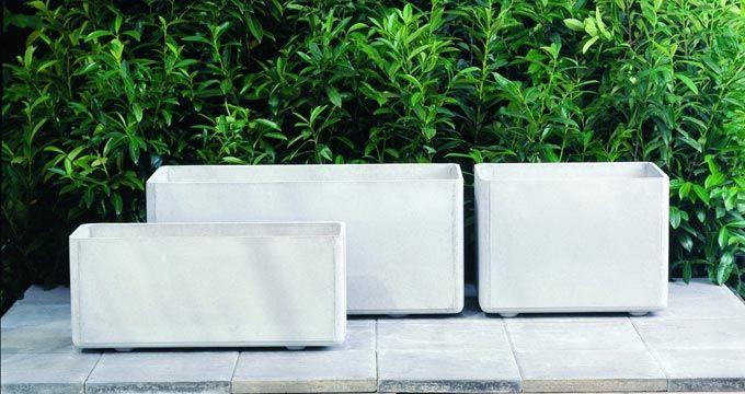 Eternit Fibre Cement Planters