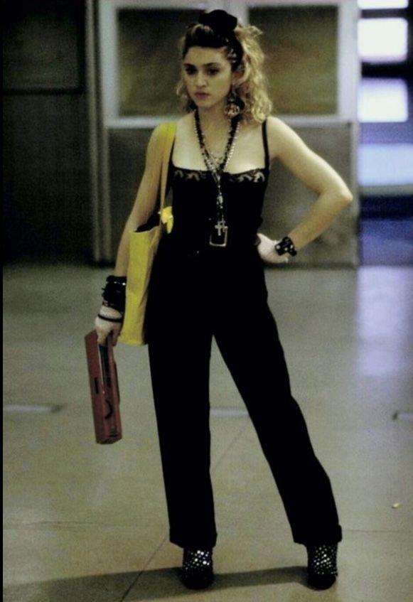 Desperately Seeking Susan Jacket Madonna by