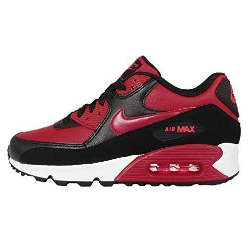 Nike Kids Air Max 90 LTR GS, GYM RED