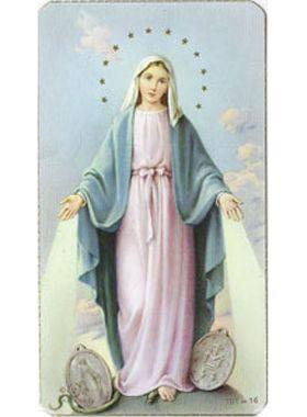 Notre Dame De La Medaille Miraculeuse Marie Mediatrice De