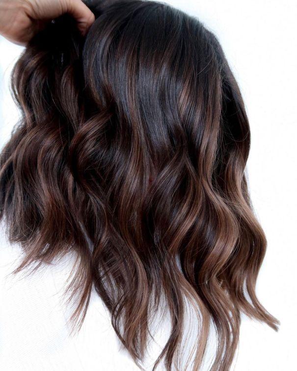 50 Astonishing Chocolate Brown Hair Ideas for 2021