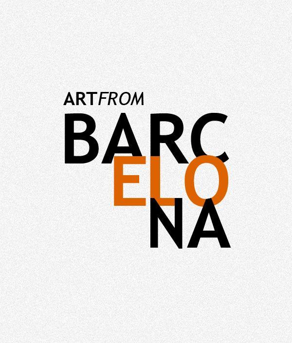 "Barcelona ""MVM ILLUSTRATION"" logo design"