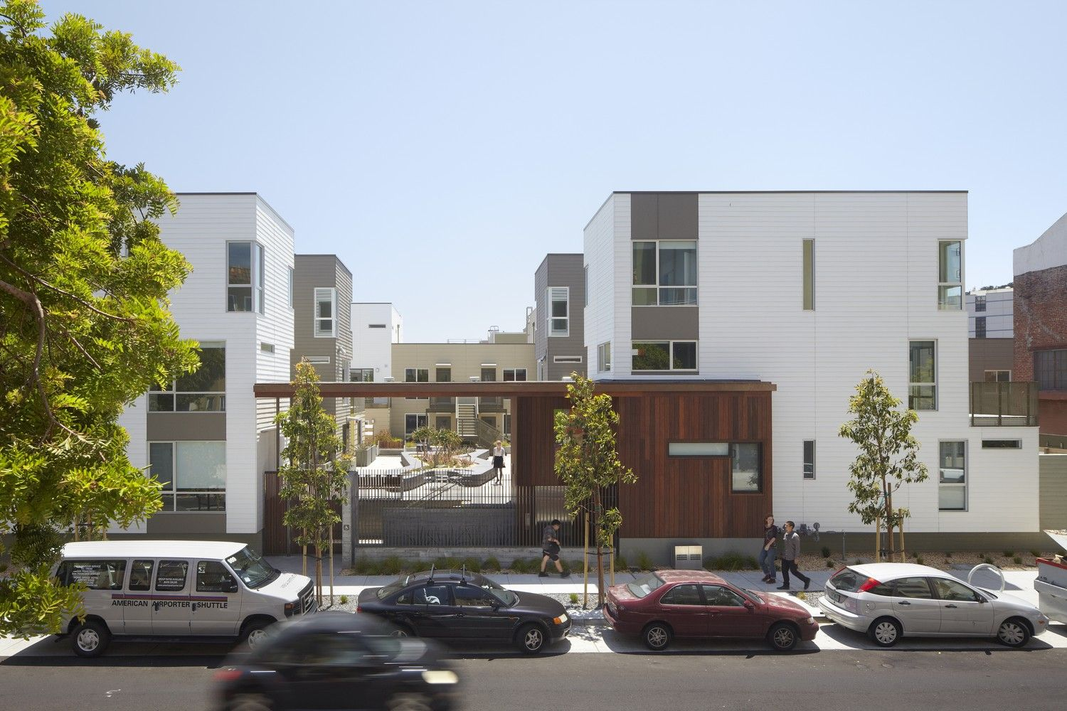 Gallery Of Fillmore Park David Baker Partners Architects 3 Urban Design Architecture Architect Residential Architect