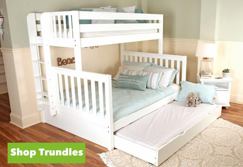 Xl Trundle Bed Cool Bunk Beds Bed For Girls Room Girls Bunk Beds