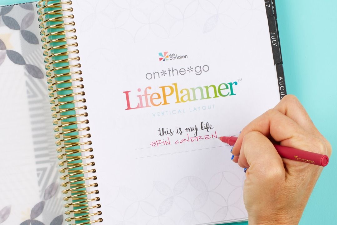 Moving Day – Moving Into Your New Planner! | Life made EC