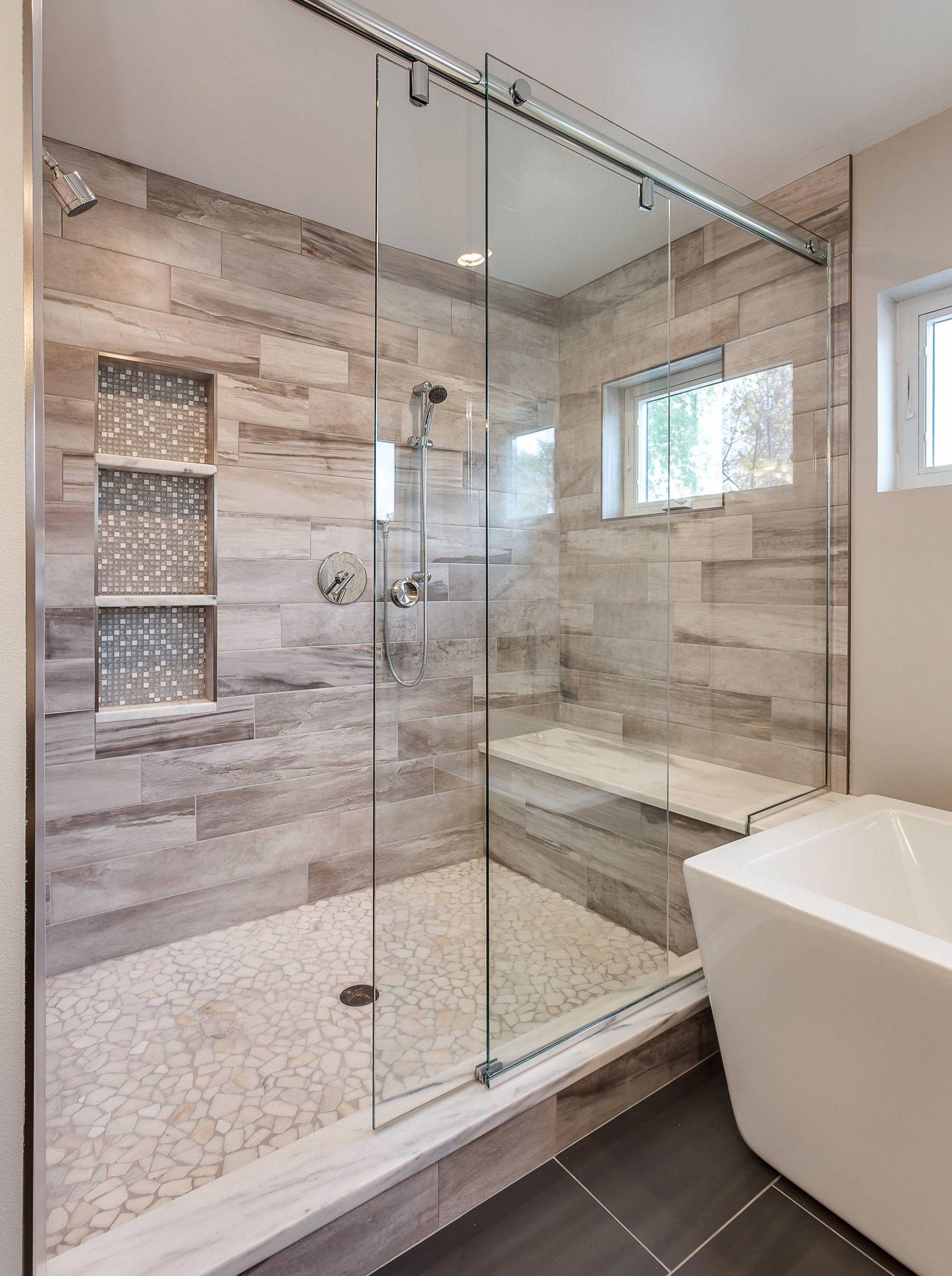 Bathroom Remodel Ideas Houzz In 2020 Custom Bathroom Bathrooms