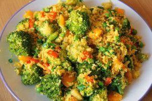 Vegetable Cauliflower Rice
