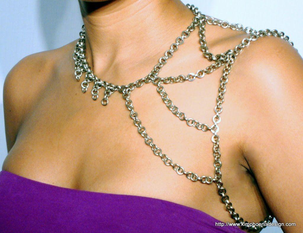 find images of Renaisance Jewelry | ... Nickel Shoulder Harness Prototype by Phoenix Design Artisan Jewelry