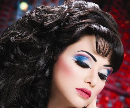 مكياج عيون خليجي ثقيل جمالك Glamorous Makeup Makeup Makeup Gallery