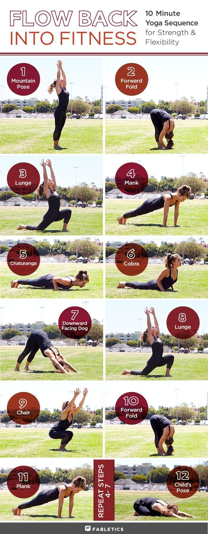 #blogfableticscom #flexibility #effective #strength #sequence #routine #fitness #simple #minute #bui...