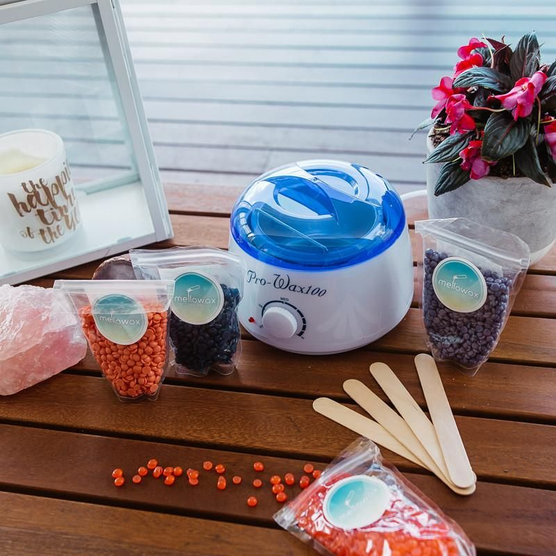 Home wax kit home apothecary pinterest wax get your very own hard wax kit for 10 off use coupon code summer10 fandeluxe Image collections