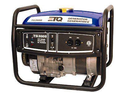 etq tg3000 3000 watt gasoline generator for sale powered rh pinterest com