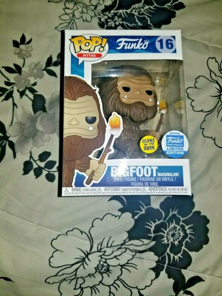Funko Pop! Myths Bigfoot with Glow Marshmallow Stick 16 Shop Exclusive GITD LE #afflink When you click on links to various merchants on this site and make a purchase this can result in this site earning a commission. Affiliate programs and affiliations include but are not limited to the eBay Partner Network. #marshmallowsticks Funko Pop! Myths Bigfoot with Glow Marshmallow Stick 16 Shop Exclusive GITD LE #afflink When you click on links to various merchants on this site and make a purchase this #marshmallowsticks