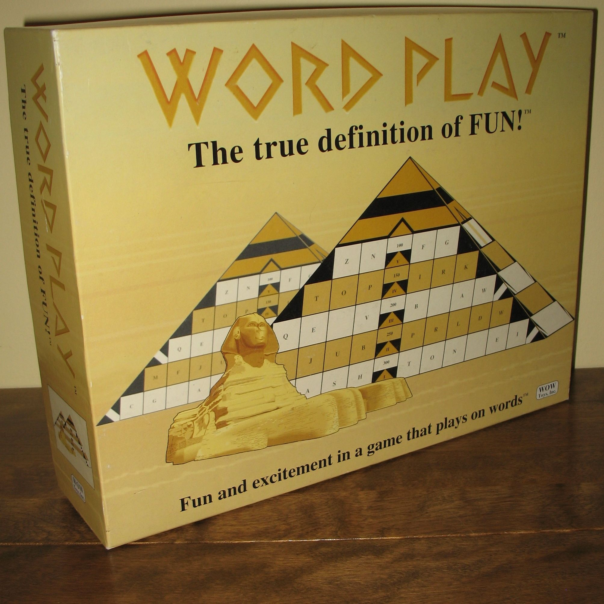 Word Play The True Definition Of Fun Board Game Words