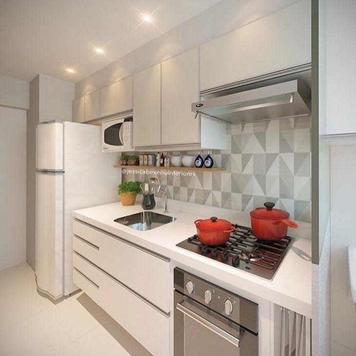 150 Cozinhas Planejadas Pequenas E Modernas Para Se