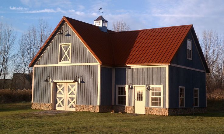Best Barn House Tin Roof Google Search Red Roof House Tin 400 x 300