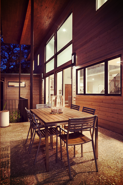 Back Porch warm and open pavonettidesign.com architecture
