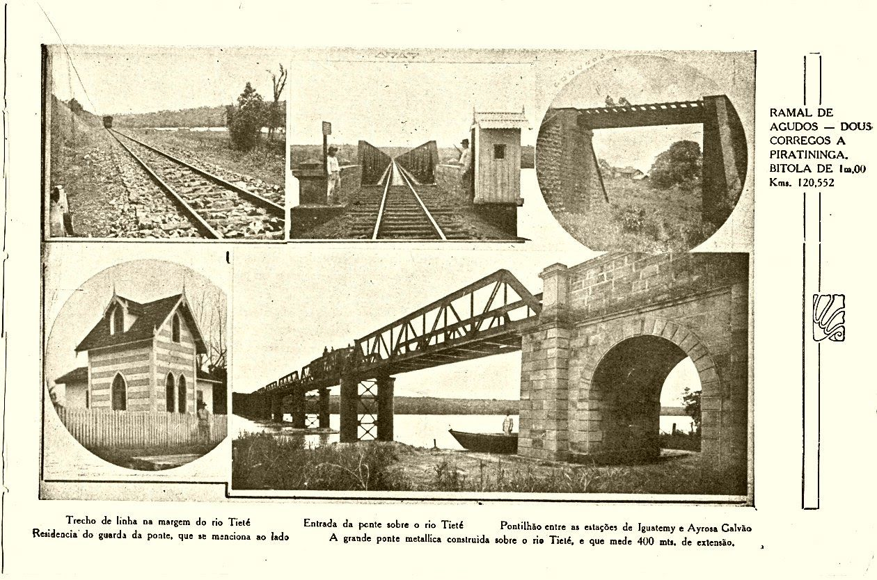 Foto no álbum ÁLBUM ILUSTRADO DA COMPANHIA PAULISTA DE ESTRADAS DE FERRO - 1918 - Google Fotos