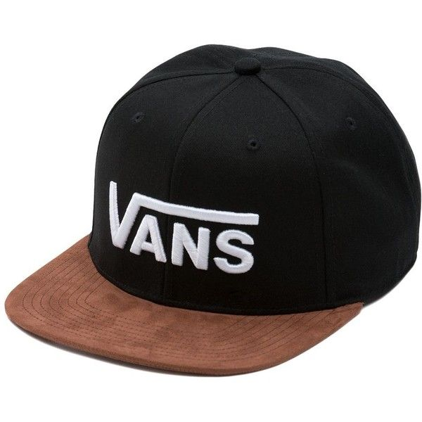 Vans Batters Box Snapback Hat ( 28) ❤ liked on Polyvore featuring men s  fashion cebdb5c7bf9a