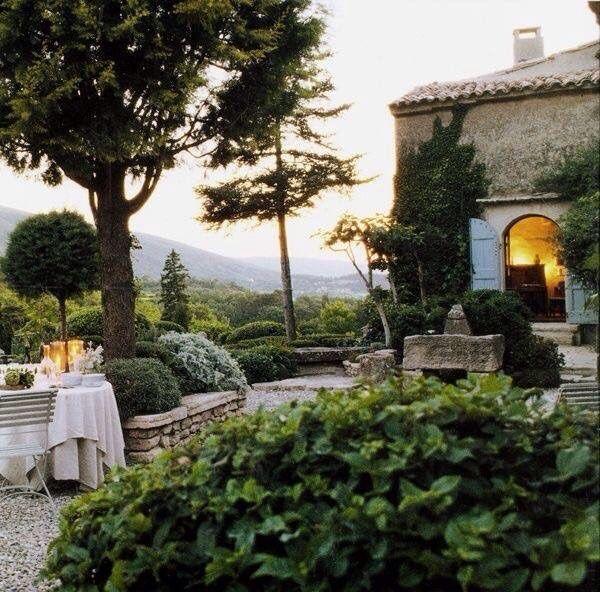 Pingl par moment s sur frankreich pinterest provence for Exterieur provencal