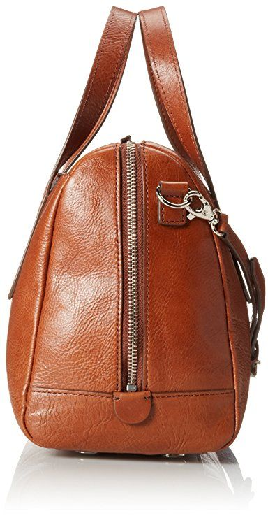 5f112cee7 Buy Fossil Sydney Satchel, Brown, One Size and other Top-Handle Bags at  Amazon.com. Our wide selection is eligible for free shipping and free  returns.
