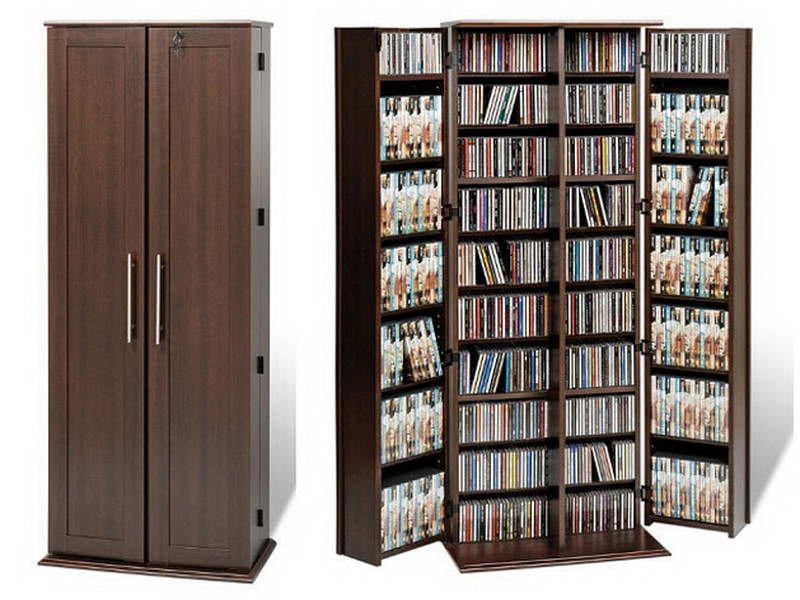 Amazing Dvd Cabinet With Doors Minimalist