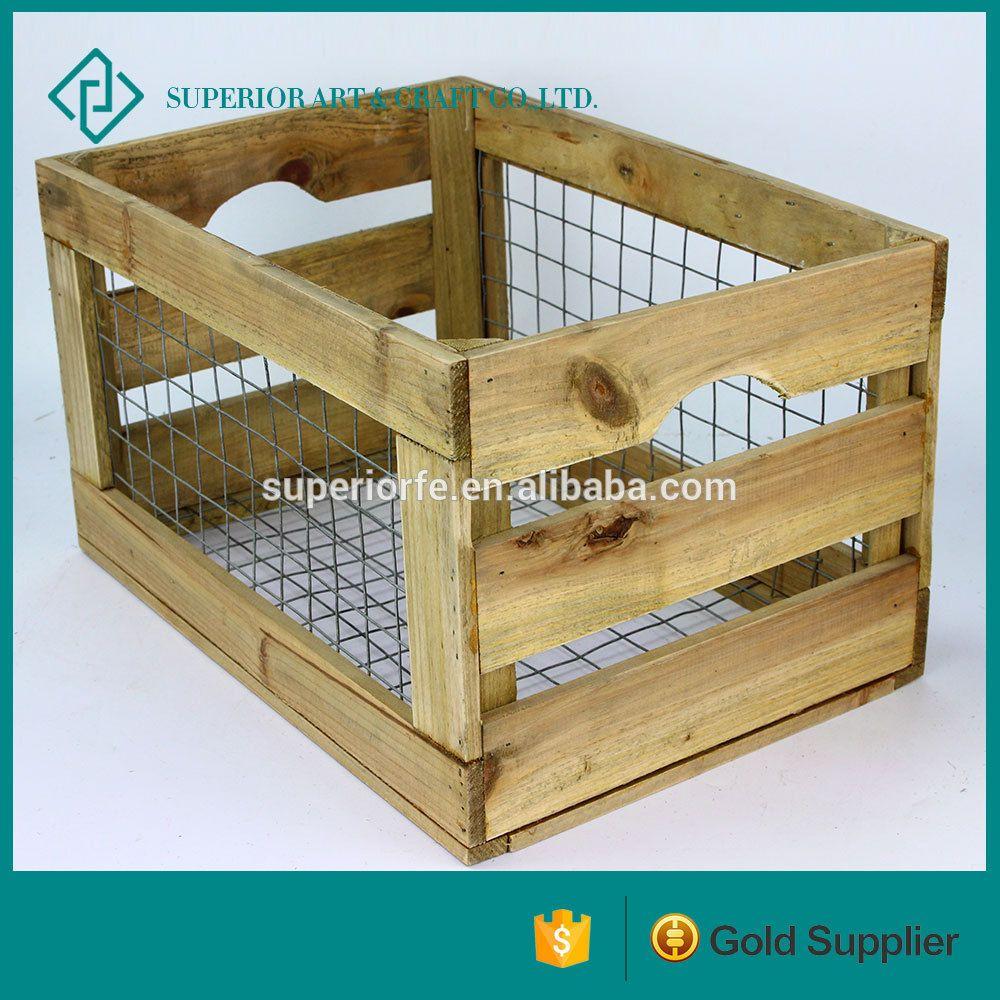 Barato muebles de madera de madera basura bin troncos de ... - photo#35