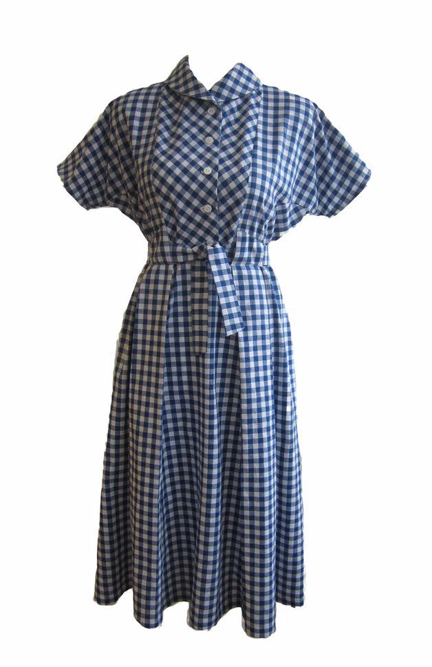 Kariertes Sommerkleid Sommerkleid Sommer Kleider Kleider