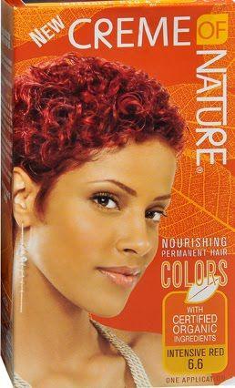 natural hair dye big chop