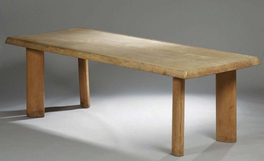 Charlotte perriand 1903 1999 steph simon dit par table de salle manger dite gorge - Salle de bain charlotte perriand ...
